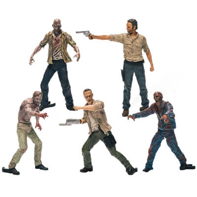 TWD Blind Bag Figures Gift