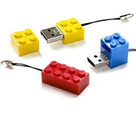 LEGO Flash Drives