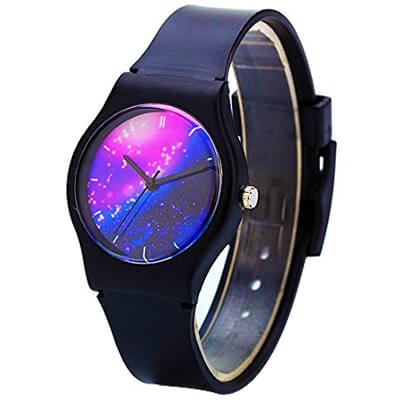 space wrist watch