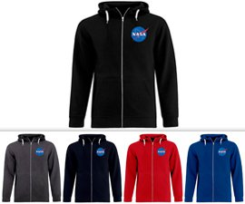 NASA Astronomy Hoodie