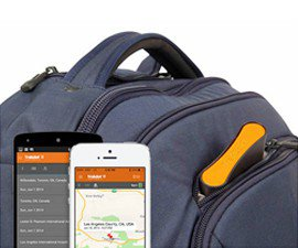Trakdot Luggage Tracker