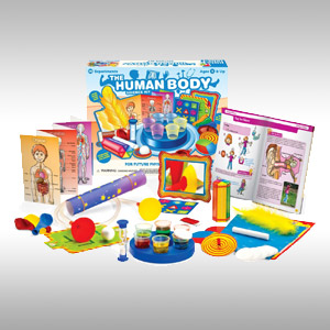 The Human Body Kit