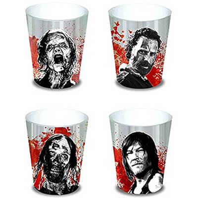 TWD Shot Glass Set