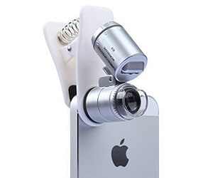 iPhone Android Smartphone Microscope