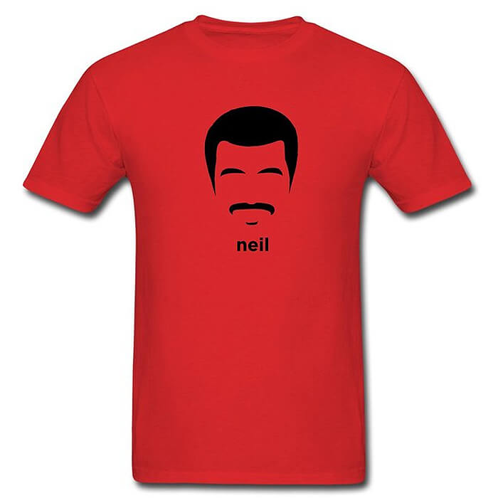 Neil Degrasse Tyson Shirt