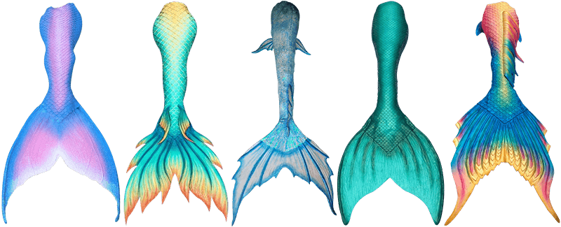 Ad A A F D Ae Best Realistic Mermaid Tails