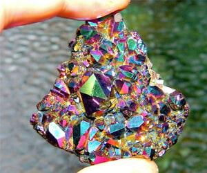 Titanium Quartz Crystal