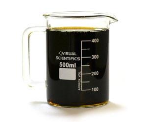 borosilicate beaker mug