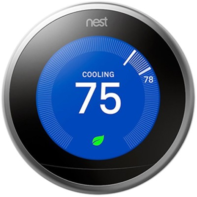 Bestsselling Product Nest Learning Thermostat WiFi Smart Home