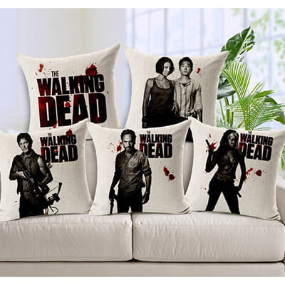 Walking Dead Pillowcases