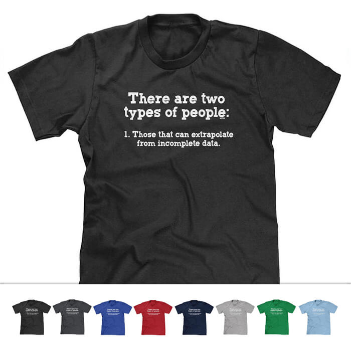 Two Kinds of People Shirt