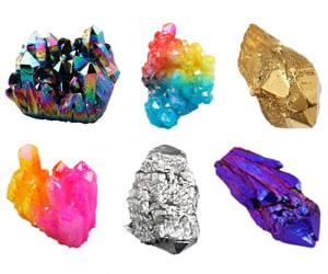 Vibrant Titanium Quartz Product