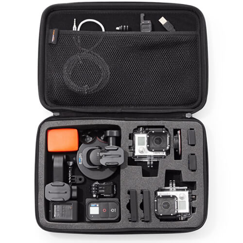 best go pro waterproof carrying case