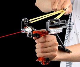 Precision Laser Slingshot