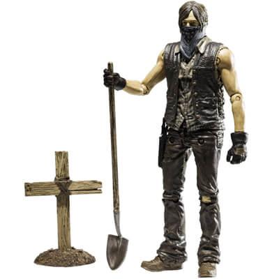 Grave Digger Daryl Figure