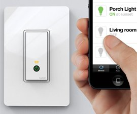 WeMo Smart Light Switch