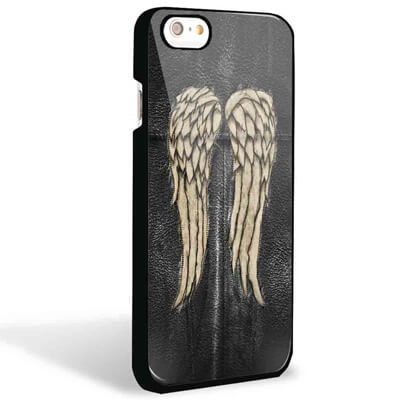 Daryl's Wings Phone Case