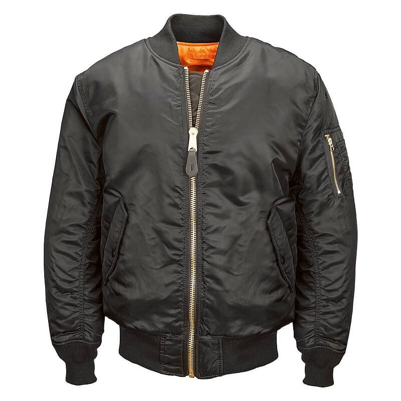 Alpha Industries Bomber Flight Jacket