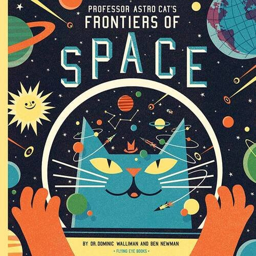 Prof. Astro Cat's Frontiers of Space