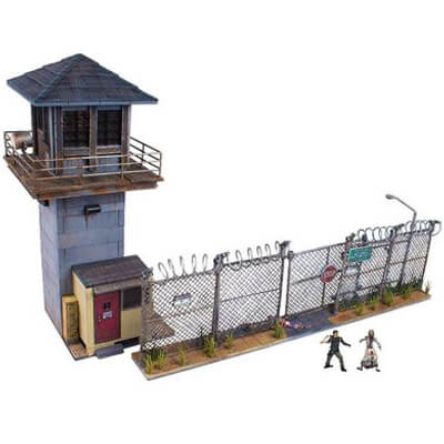 Prison Tower & Gate Set