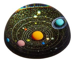 Planetarium Paperweight