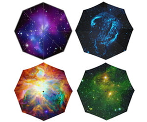 Galaxy Umbrella