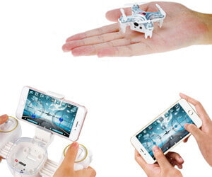 Live Video Smartphone Drone