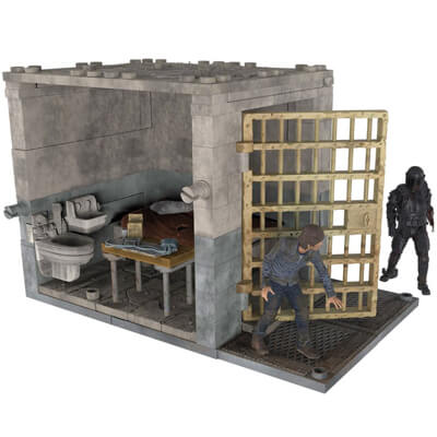 Lower Prison Cell Set