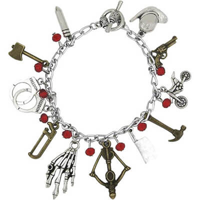 TWD Charm Bracelet
