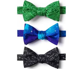 Wild Ties Science Bow Ties