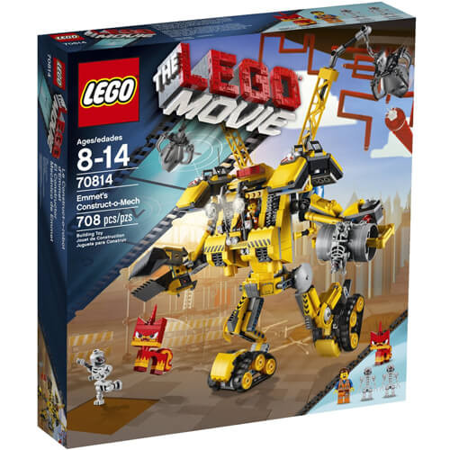 LEGO Movie Robot Mech Toy