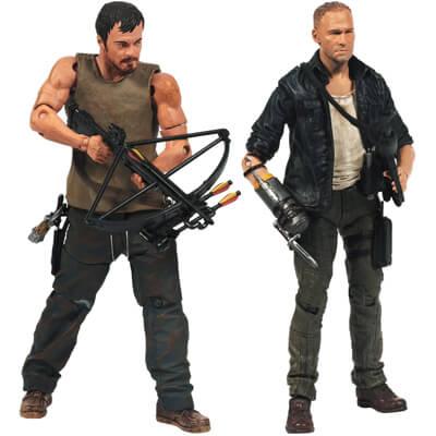 TWD Dixon Brothers