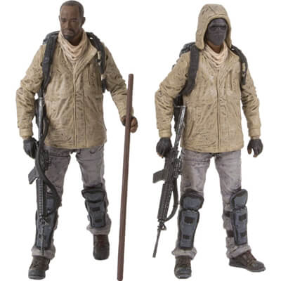 Morgan Jones Action Figure