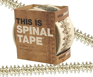 Spinal Tape Fun Science Gift