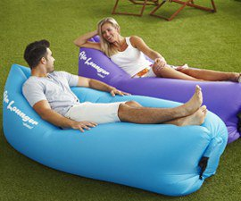 Floating Air Lounger