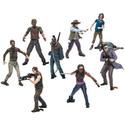 TWD Blind Bag Figures