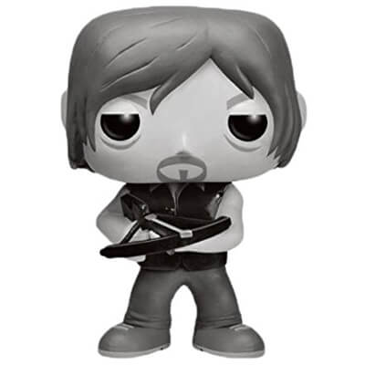 Daryl Black & White Figure