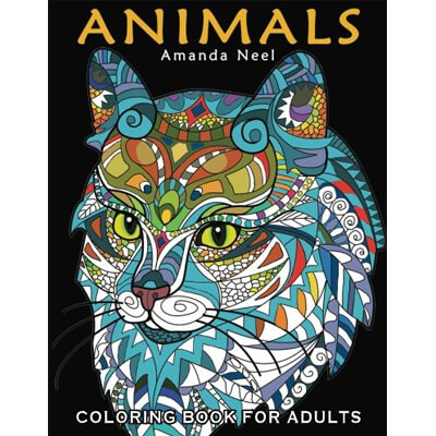 Animals Adult Coloring