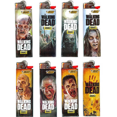 TWD BIC Lighters