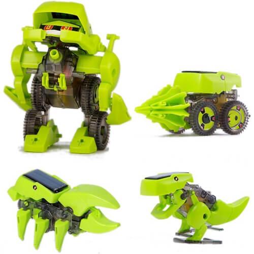T4 Transforming Robot