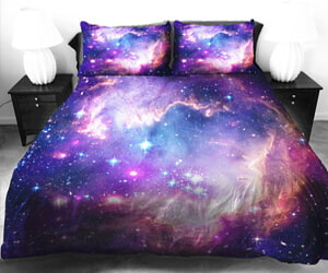 Science Gift Bed Sheets