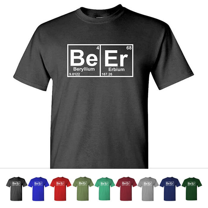 Funny Science And Math Shirts Geeky And Nerdy T Shirts