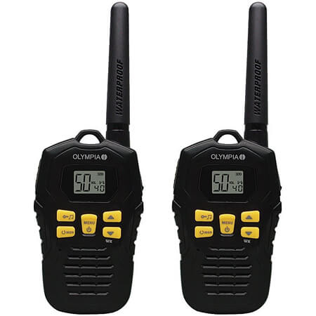 long range two way radios reviews