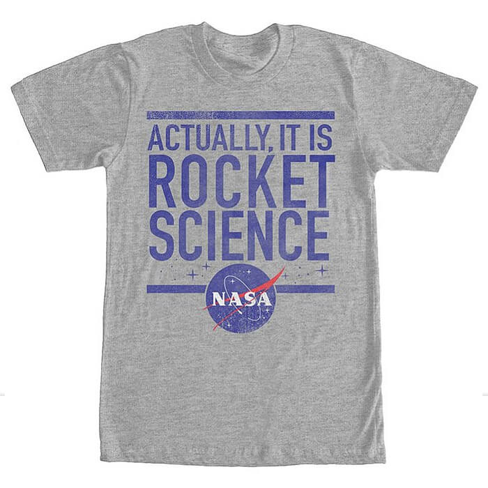 Actually It Is Rocket Science Shirt