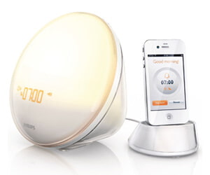 Philips Morning Sunrise Wake-Up Light