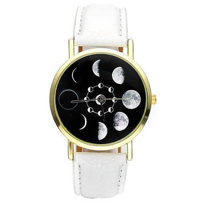 Moon Phase Space Watch