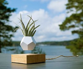 LYFE Levitating Plant Pot