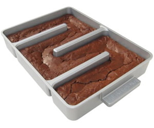 Endless Edge Brownie Pan