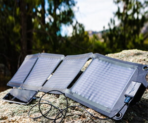 Ultra-Light Solar Charger