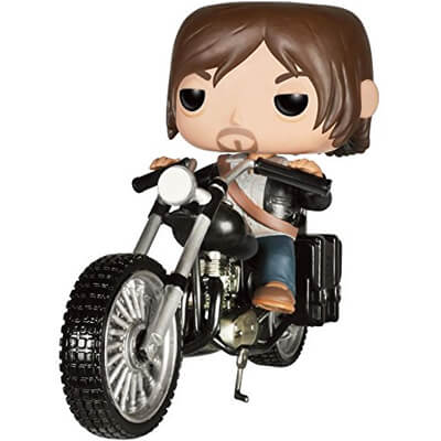 Funko Pop Daryl's Chopper